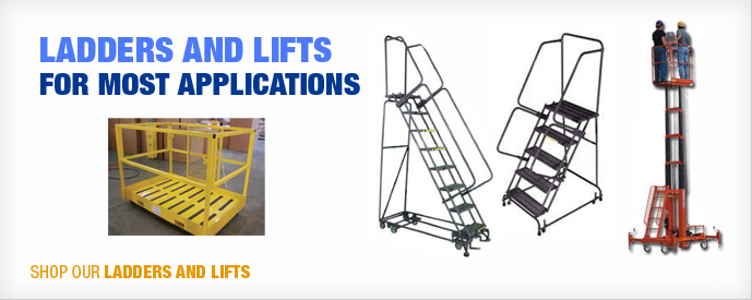 Ladders and Lifts